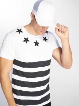 Uniplay T-Shirt Stripe weiß