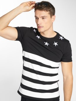 Uniplay t-shirt Stripe zwart