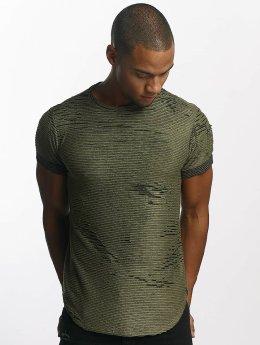 Uniplay Diced T-Shirt Khaki
