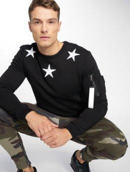 Uniplay trui Jon zwart