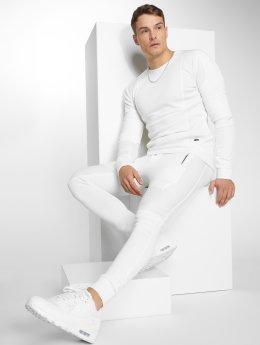 Uniplay Tuta Sweat bianco