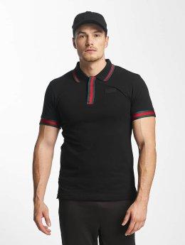 Unkut Camiseta polo Roma negro