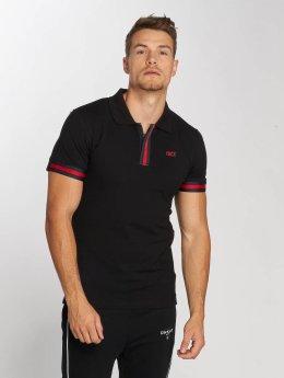Unkut Camiseta polo Lucca  negro