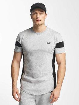 Unkut t-shirt Open grijs