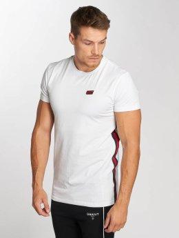 Unkut t-shirt Lucca wit