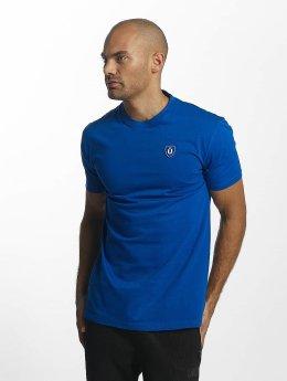 Unkut T-skjorter Quartz blå