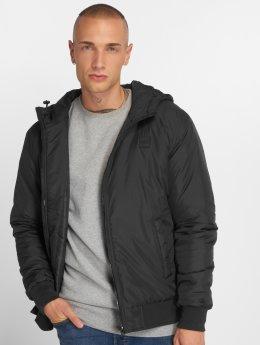Urban Classics Демисезонная куртка Padded черный