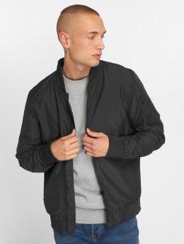 Urban Classics Куртка-бомбардир Light Bomber черный