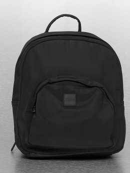 Urban Classics Backpack Midi Nylon black