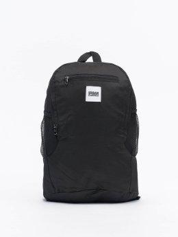 Urban Classics Backpack Foldable  black