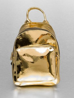 Urban Classics Backpack Mini Metallic gold