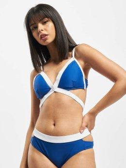 Urban Classics Bikini Contrast niebieski