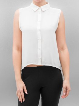 Urban Classics Blouse & Chemise Ladies High Low blanc