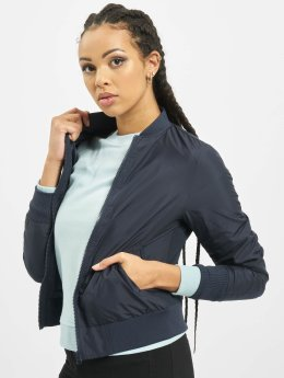 Urban Classics Bomber Ladies Light bleu