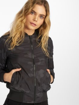 Urban Classics Bomber Ladies Light camouflage