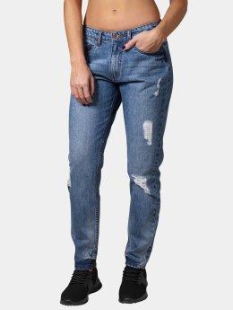 Urban Classics / Boyfriend jeans Grete in blauw