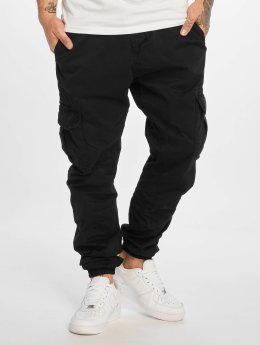 Urban Classics Chino bukser Cargo Jogging svart
