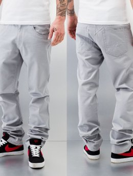 Urban Classics Chino Regular fit grau