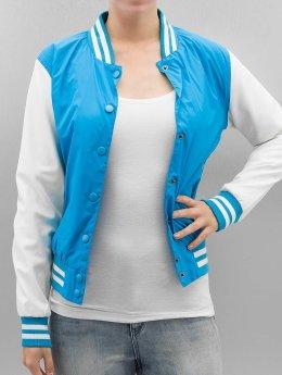 Urban Classics College Jacke Ladies Light College Jacket türkis