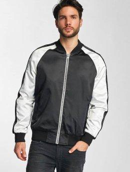 Urban Classics College Jackets Souvenier  czarny