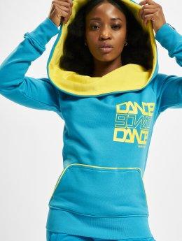 Urban Classics Dance Hoody Dance Big Cap Fleece blau