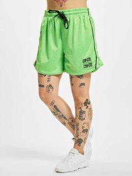 Urban Classics Dance Shorts Dance Mesh Short grün