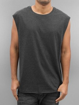 Urban Classics Débardeur Open Edge Sleeveless gris