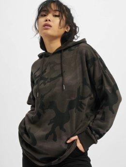 Urban Classics Hoodies Oversized Camo camouflage