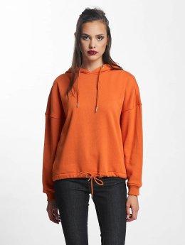 Urban Classics / Hoodies Kimono i orange