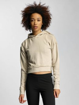 Urban Classics Hoody Ladies Slub Terry beige