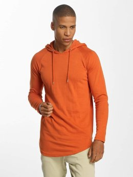 Urban Classics Hoody Long Shaped Terry orange