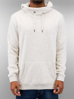 Urban Classics Hoody High Neck weiß