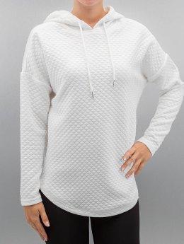 Urban Classics Hoody Quilt Oversize weiß