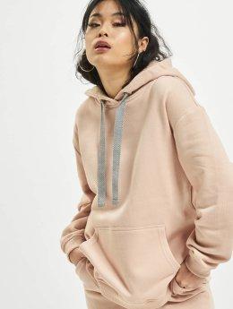 Urban Classics Hupparit Oversize Hoody roosa