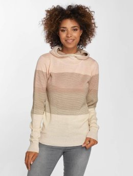 Urban Classics Hupparit Multicolored High Neck roosa