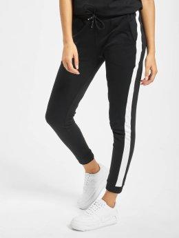 Urban Classics Jogging kalhoty Interlock čern