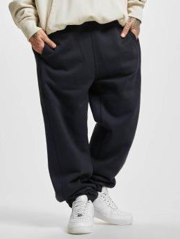 Urban Classics joggingbroek Baggy blauw