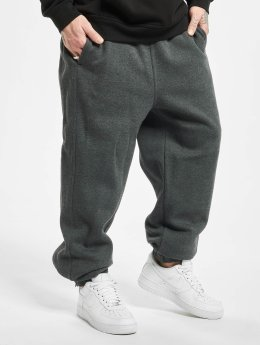Urban Classics joggingbroek Sweat grijs