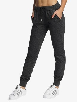 Urban Classics joggingbroek Athletic Melange grijs