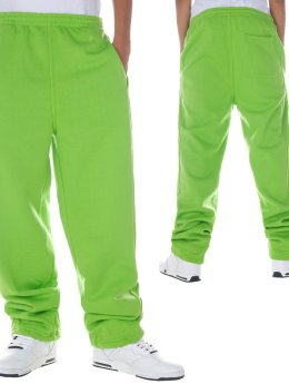 Urban Classics joggingbroek Kids  groen