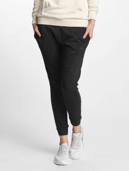 Urban Classics joggingbroek Space Dye Terry zwart