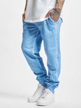 Urban Classics Jogginghose Spray Dye blau