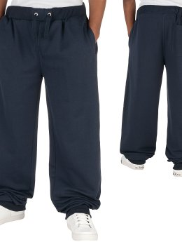 Urban Classics Jogginghose Straight Fit blau