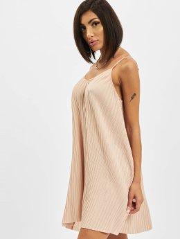 Urban Classics jurk Jersey rose
