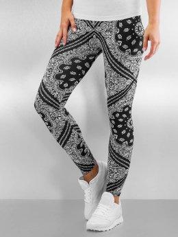 Urban Classics Legging Bandana schwarz