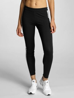 Urban Classics Legging Ladies Retro schwarz