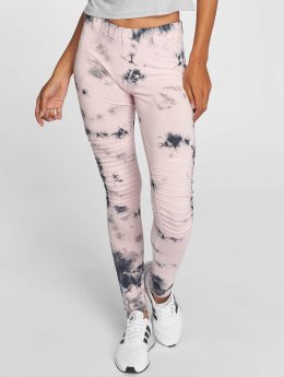 Urban Classics Leggings/Treggings Biker Batik lyserosa