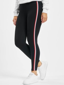 Urban Classics Leggings/Treggings 3-Tone Tape svart