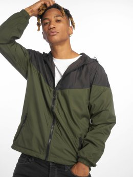 Urban Classics Lightweight Jacket 2-Tone Tech black