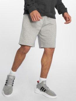 Urban Classics Pantalón cortos Terry gris